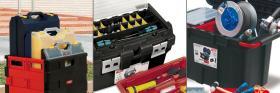 Almacenaje mobilario industrial  bidones y contenedores