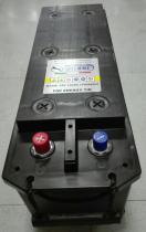Vipiemme baterias 135 - BATERIA 130 AH.+DCHA. ALTA VIPIEMME