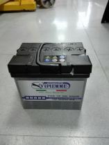 Vipiemme baterias 443 - BATERIA VIPIEMME 60 AH. + IZQDA.