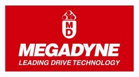 MEGADYNE CORREAS STANDARD  Megadyne correas